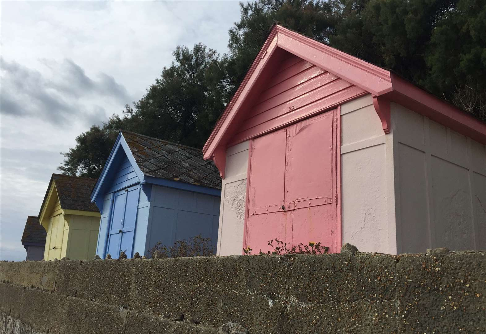 120 new beach huts set for seafront