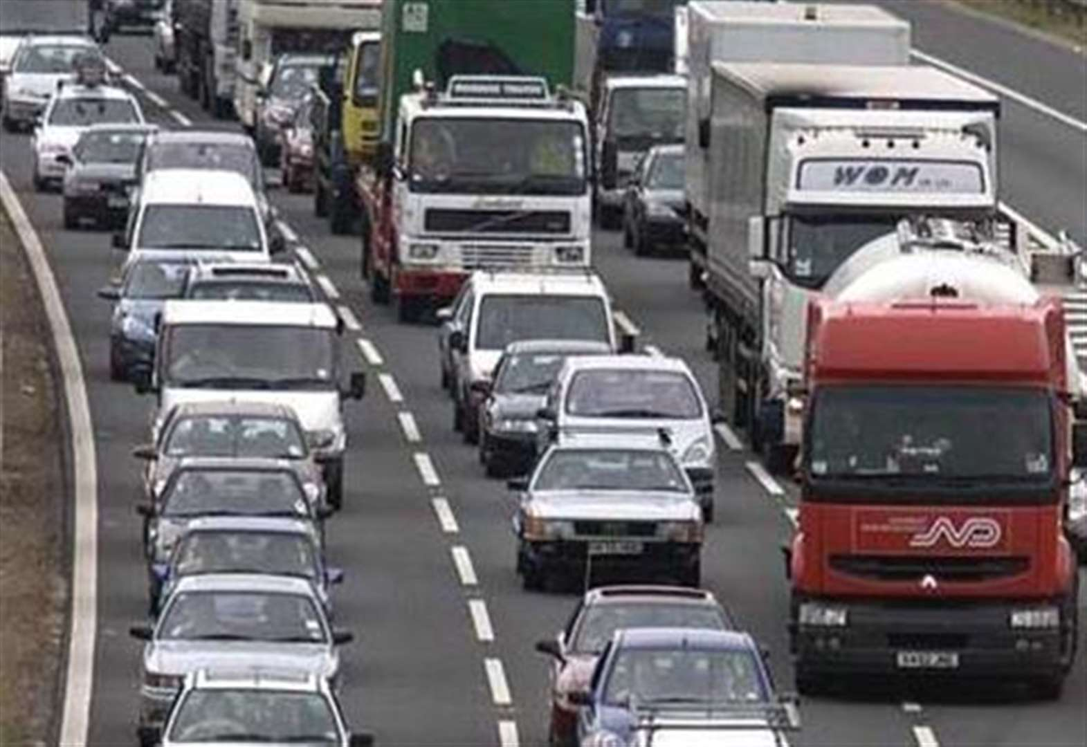 The worst roads for traffic jams revealed