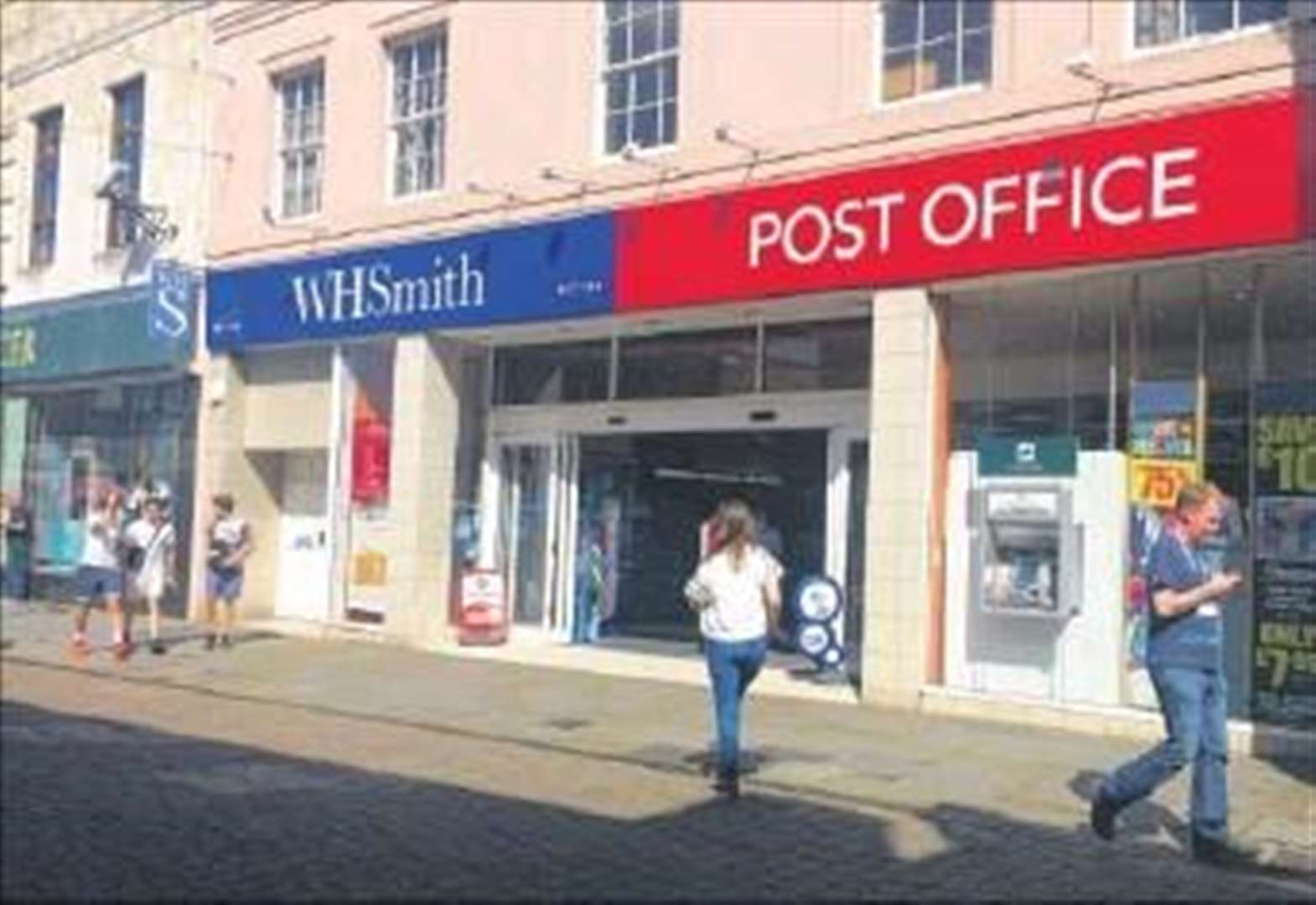 Town's Post Office has been sold