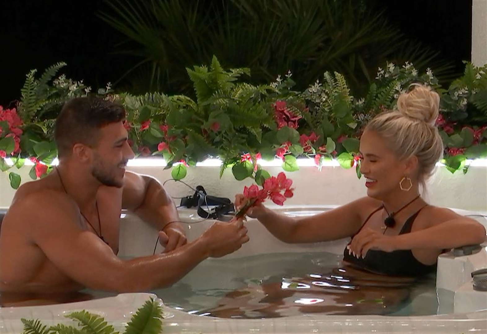 Chat with Love Island stars