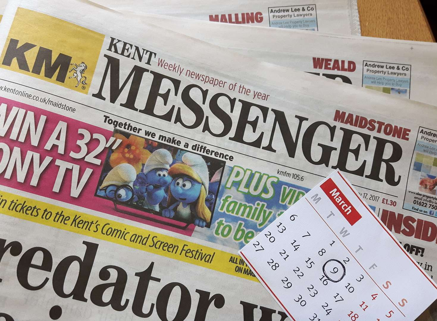 Trust in local press 'eclipsing social media'