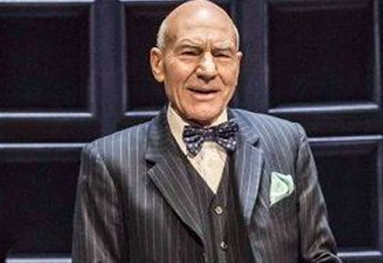 Make it so: Sir Patrick's daily readings for us all