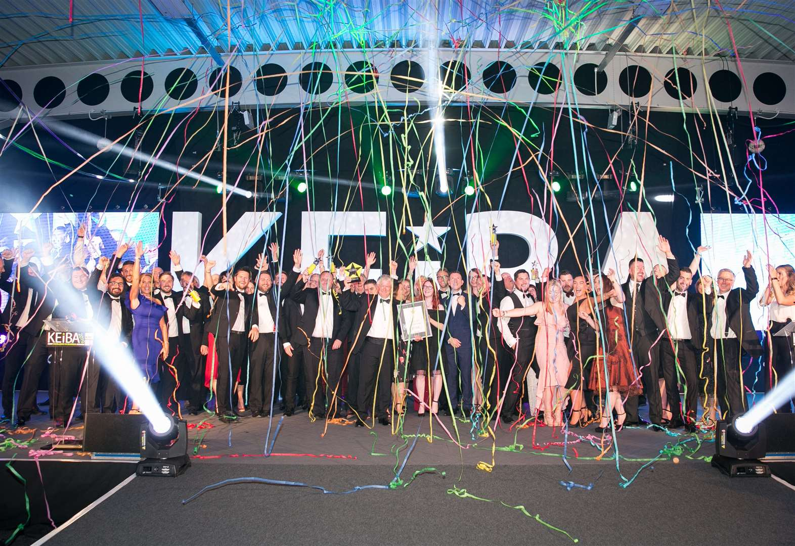 KEiBA 2019: Pictures from the gala night