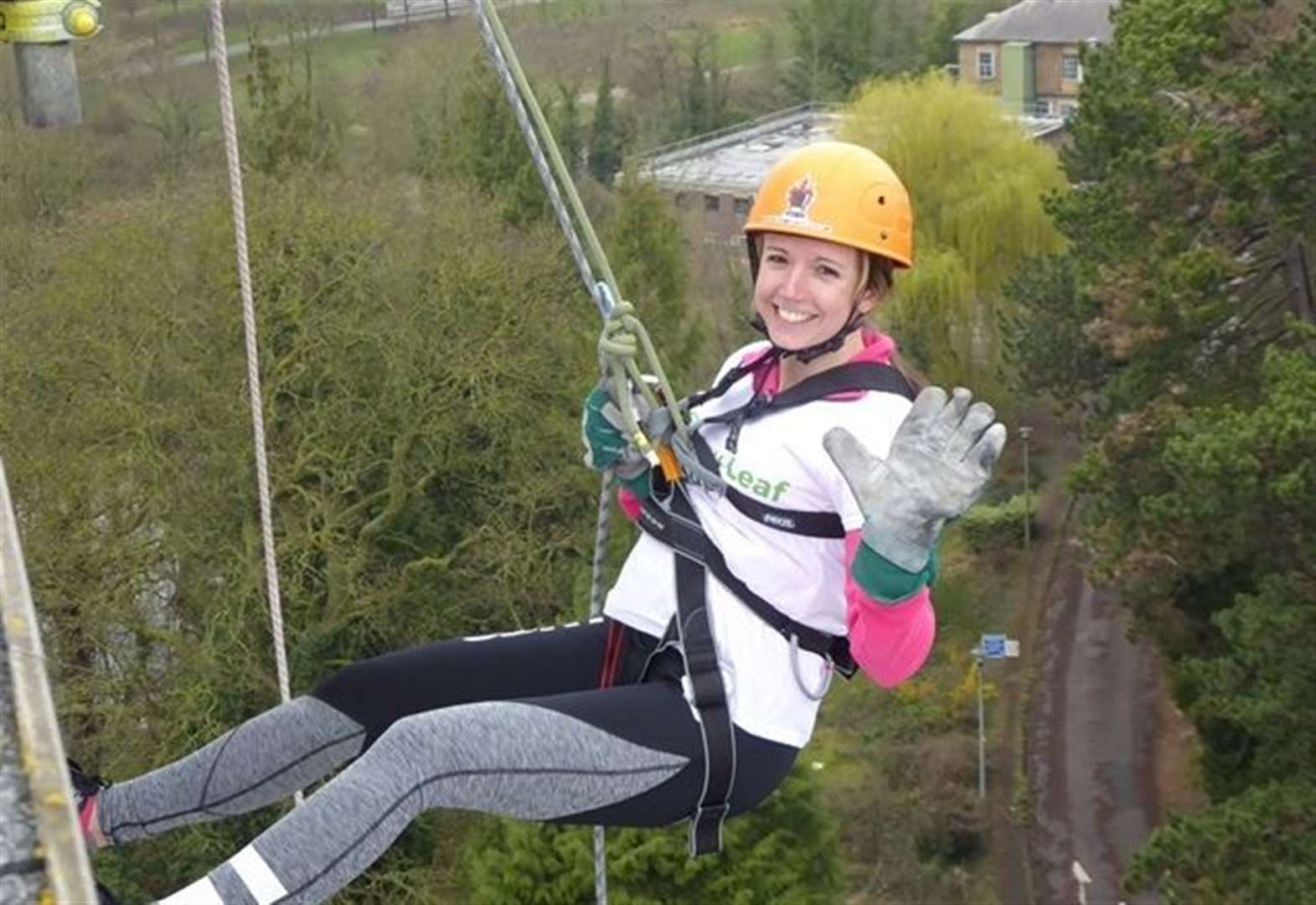 Don't miss unique abseil opportunity