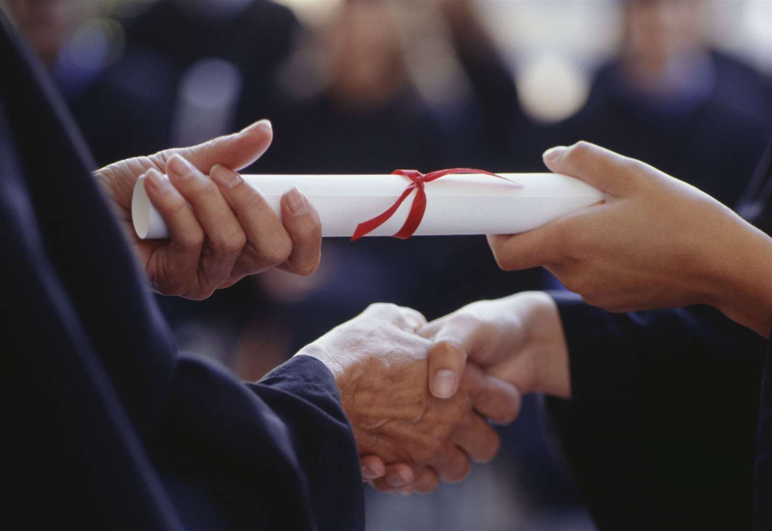 Apprenticeship graduation ceremony - how to get your ticket