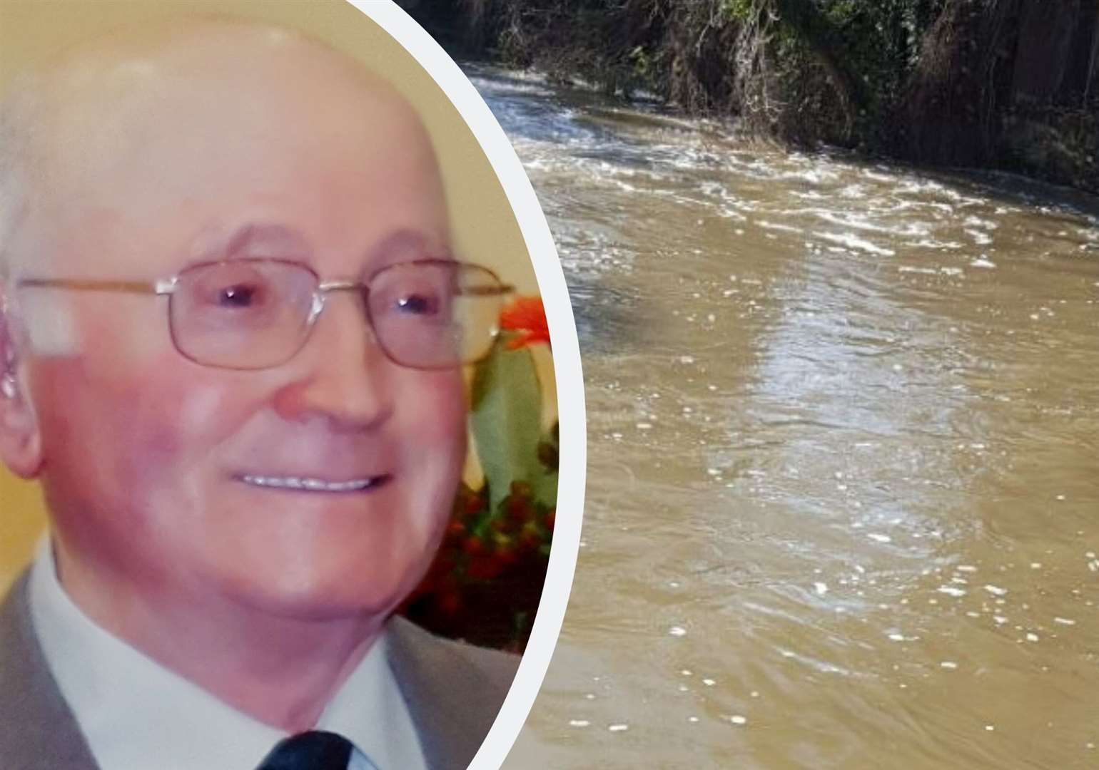 Grandad, 89, saved in 'miracle' river rescue