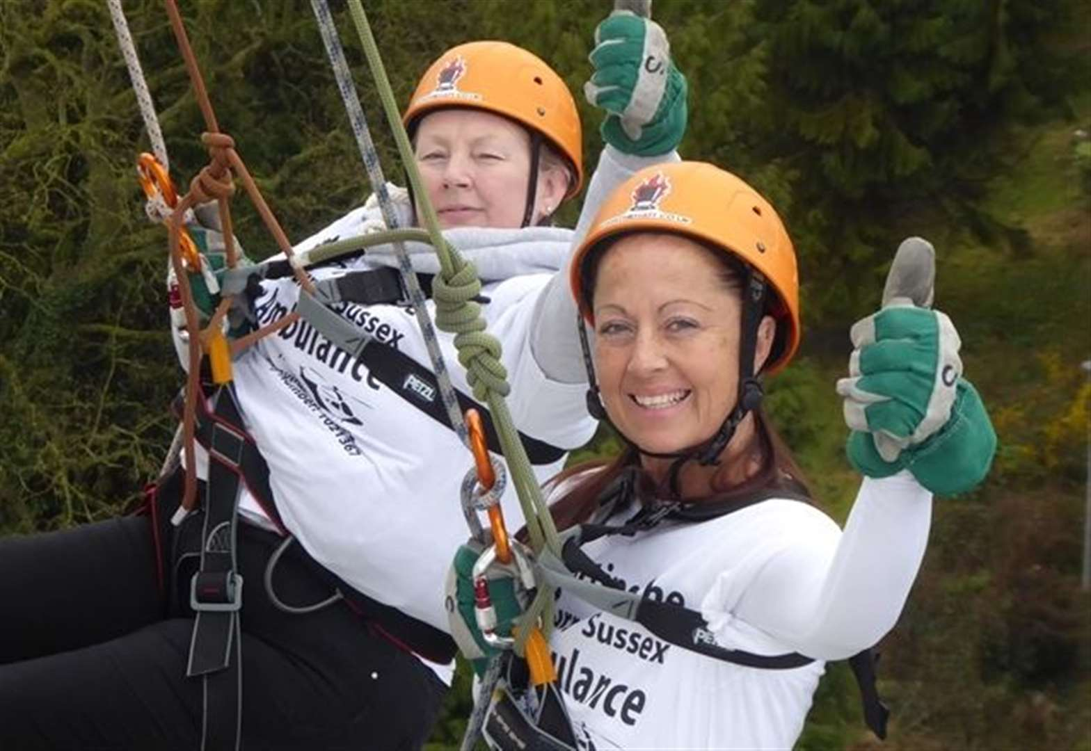 Charity abseil cancelled