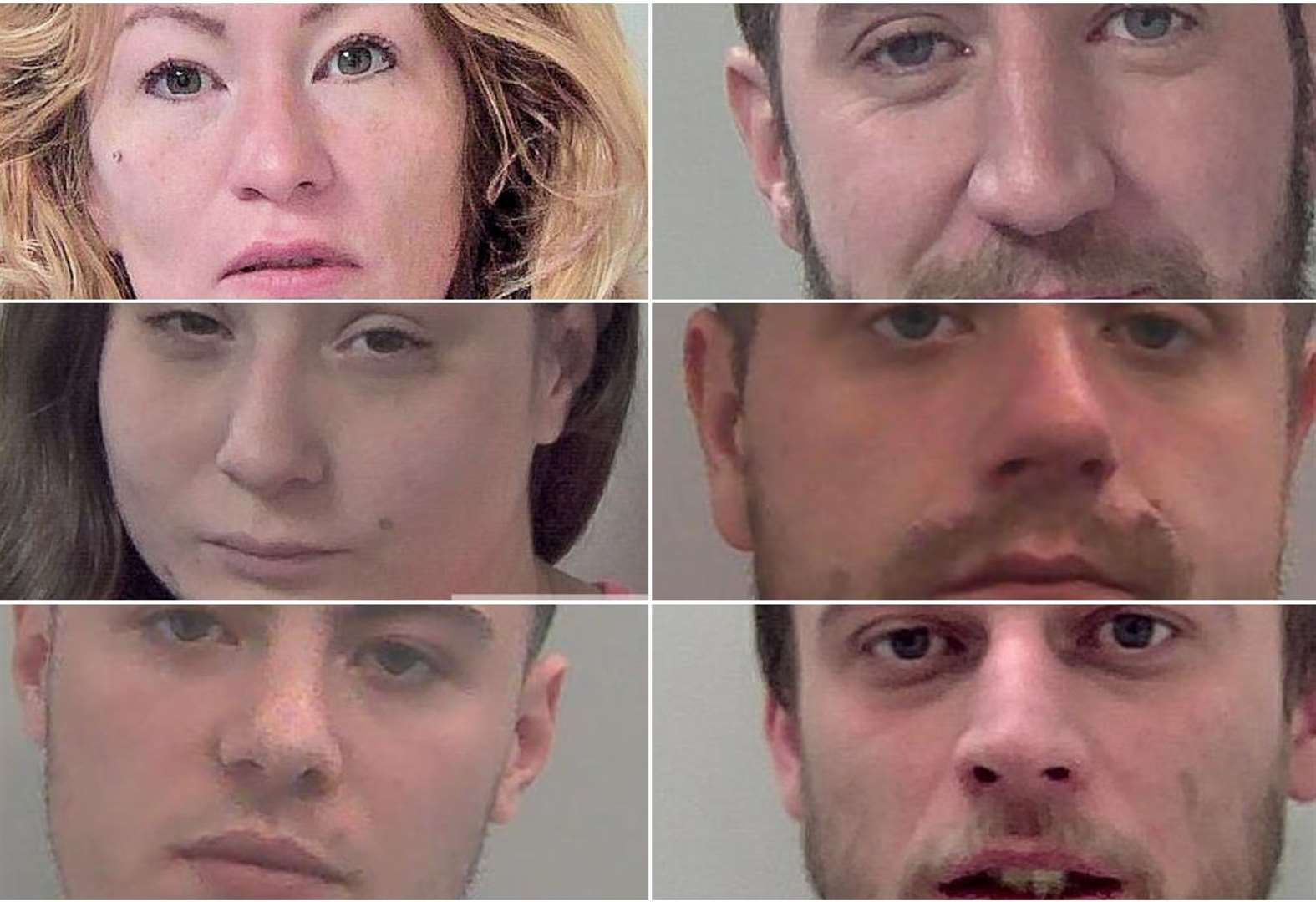 Six added to most wanted list