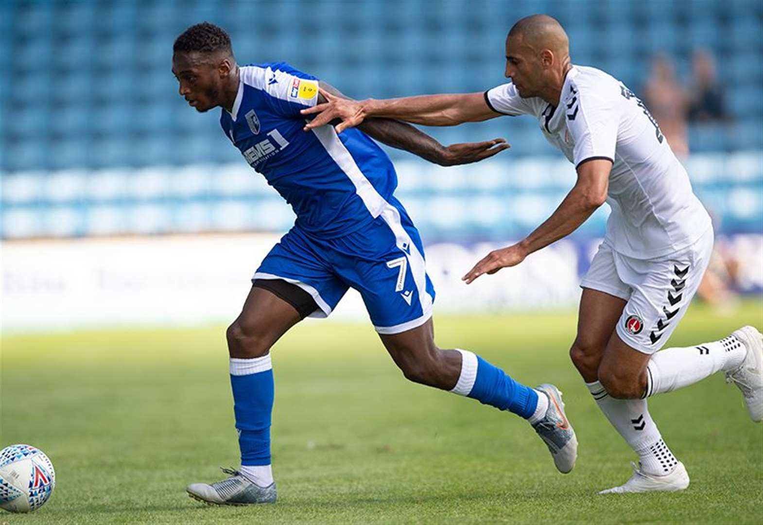 Report: Gills pass Addicks test