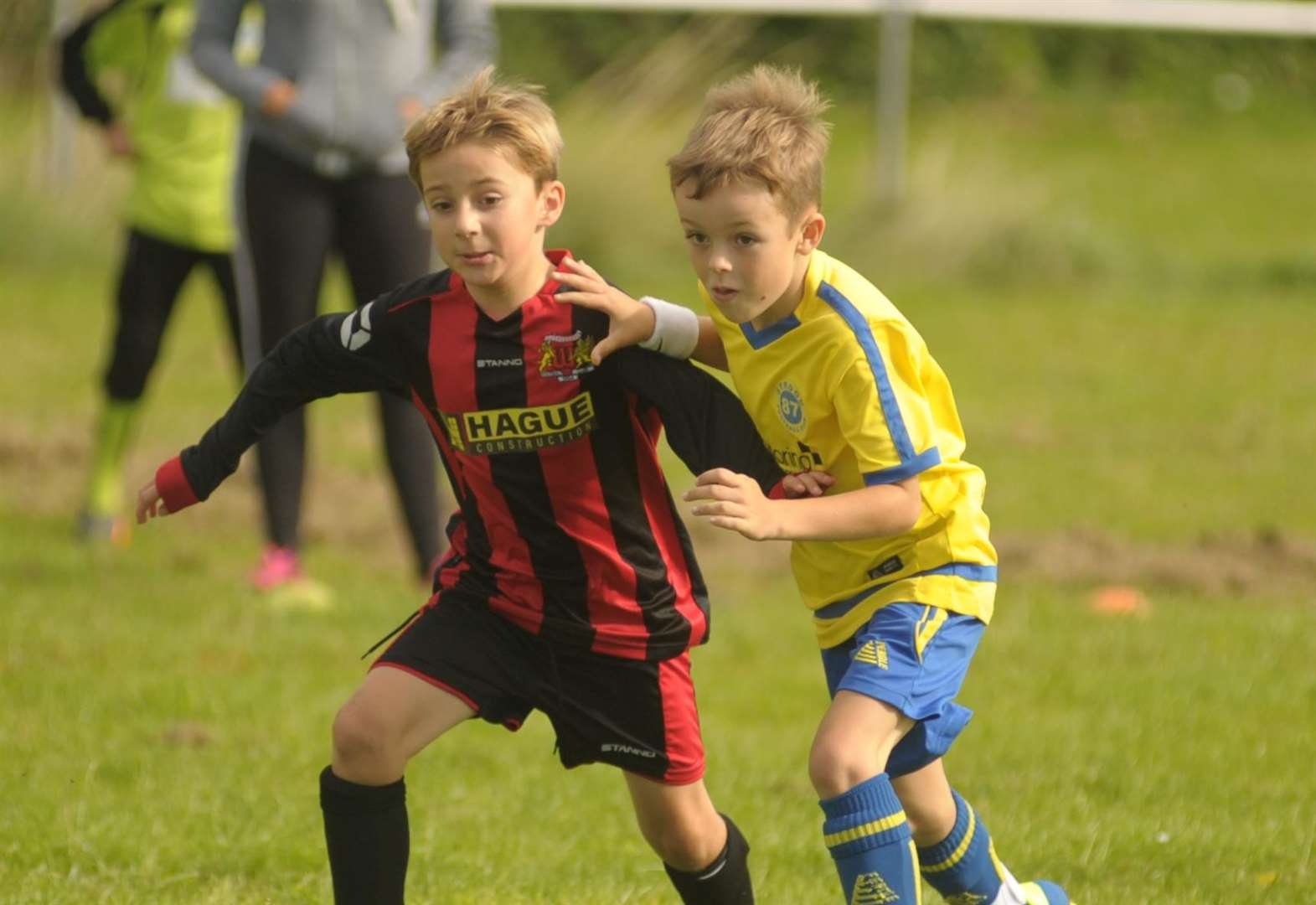 Medway Messenger Youth League results