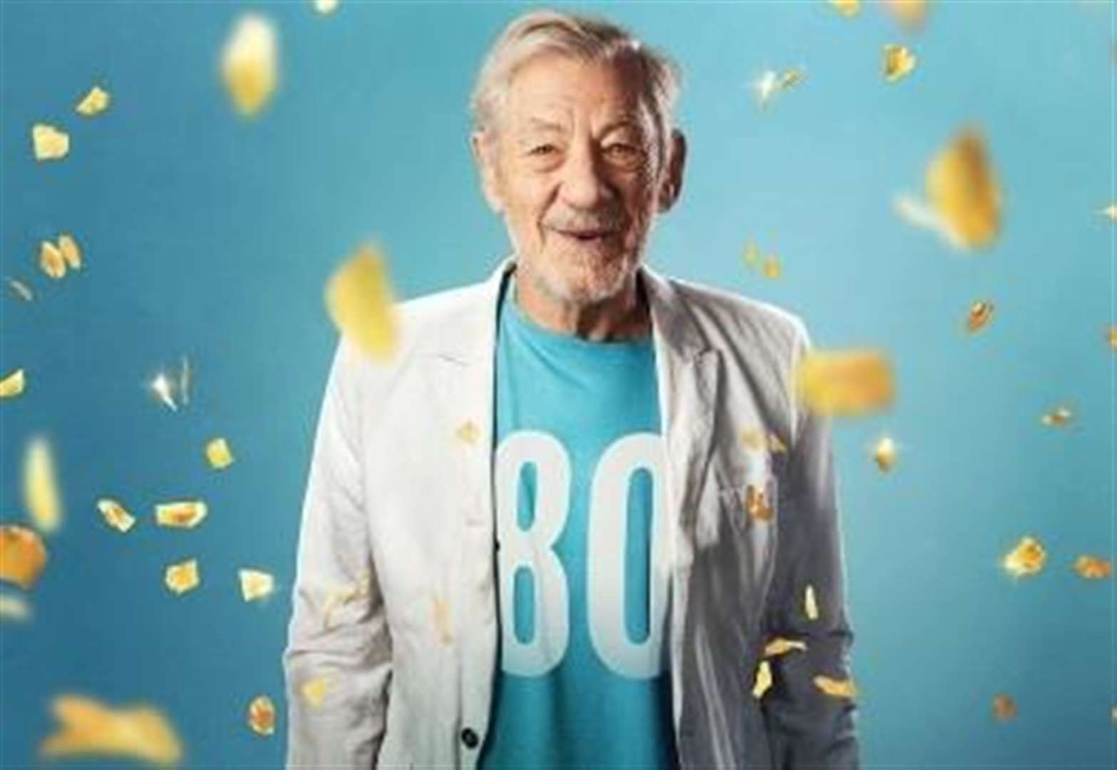 A stage first in Kent for Sir Ian McKellen