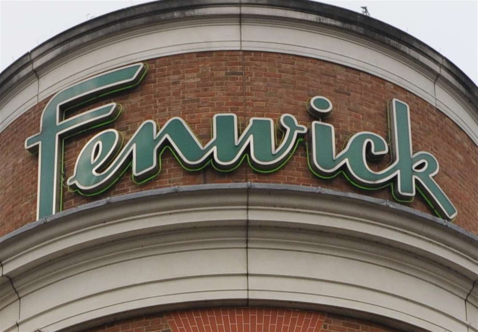 Job cuts at Fenwick