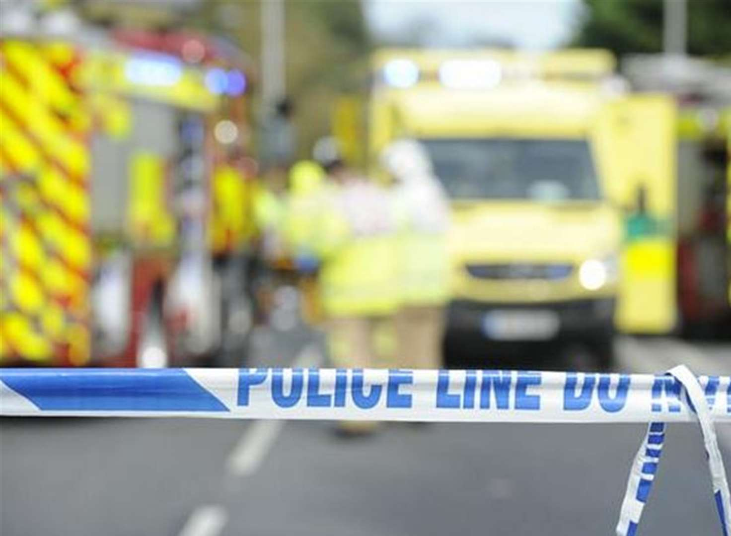 Man cut from car after crashing into wall