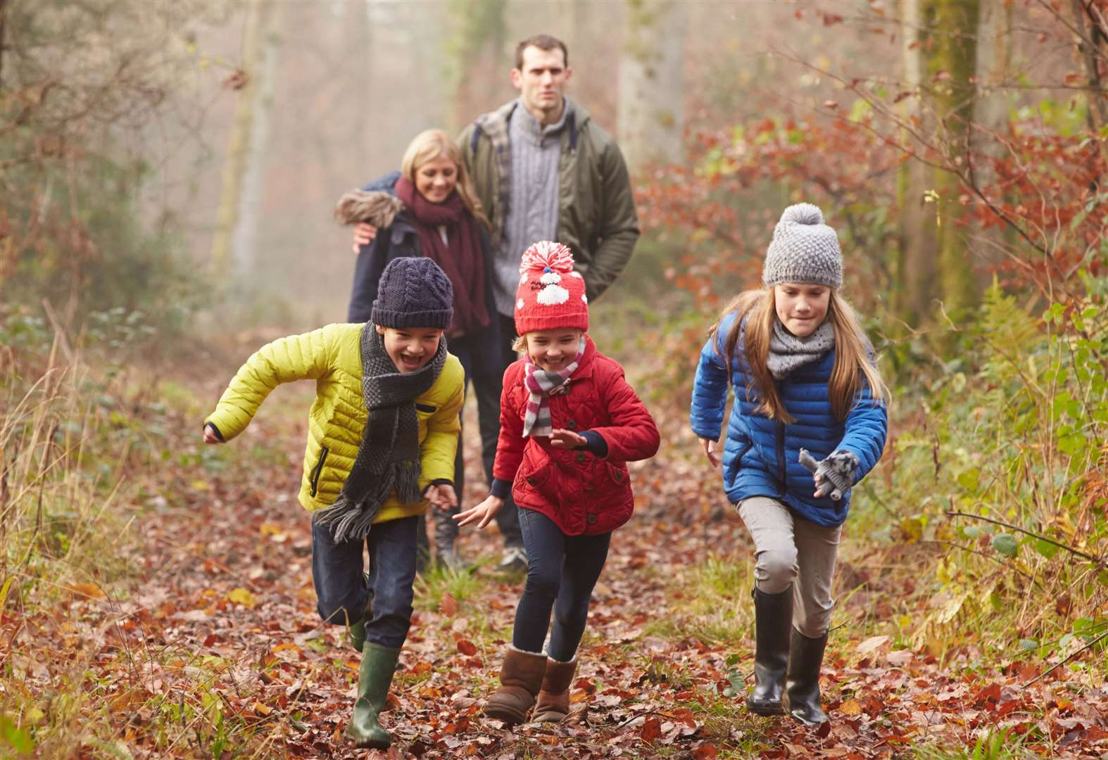 Family things to do during half term