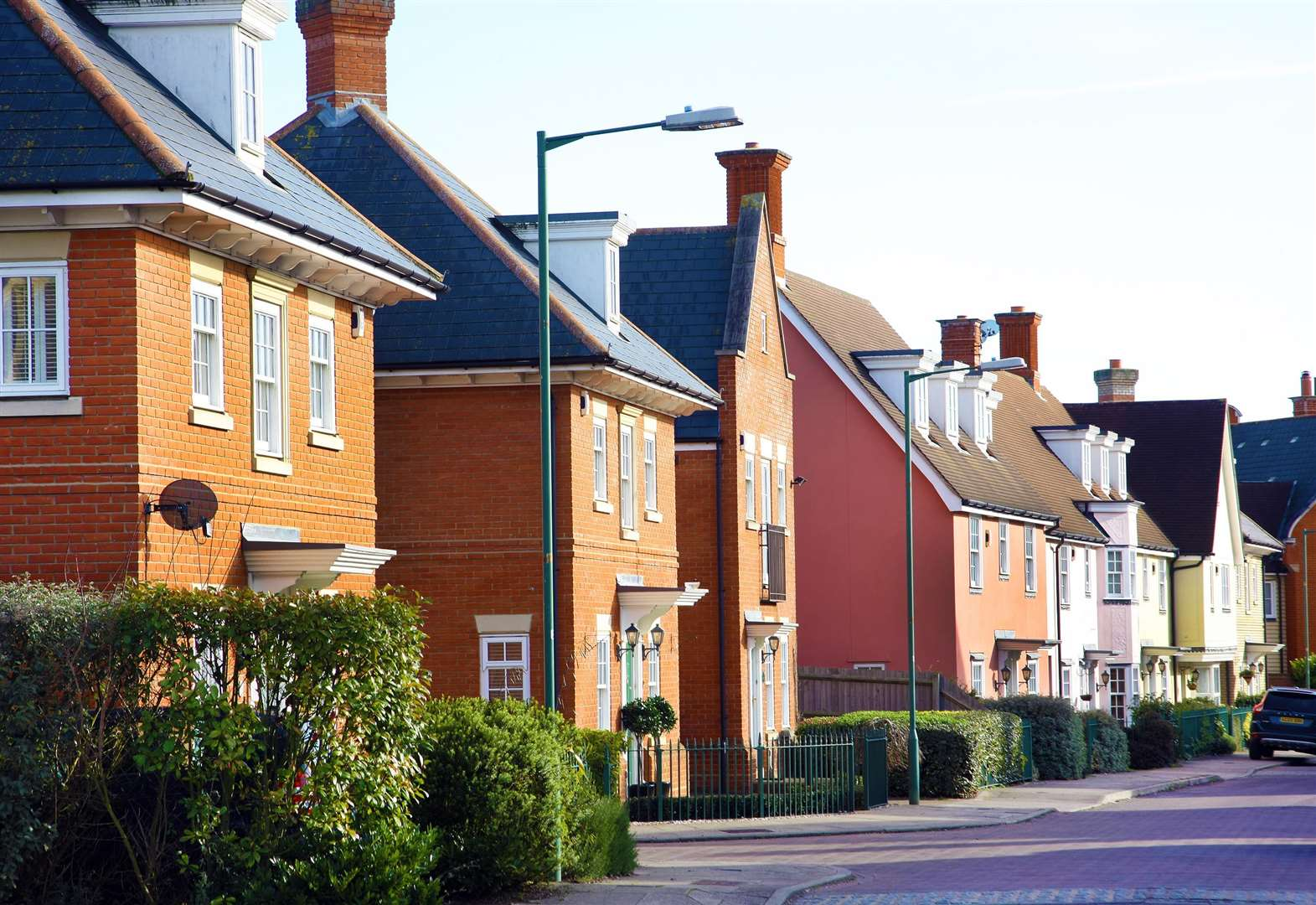 Kent leads charge in building of new homes in south east