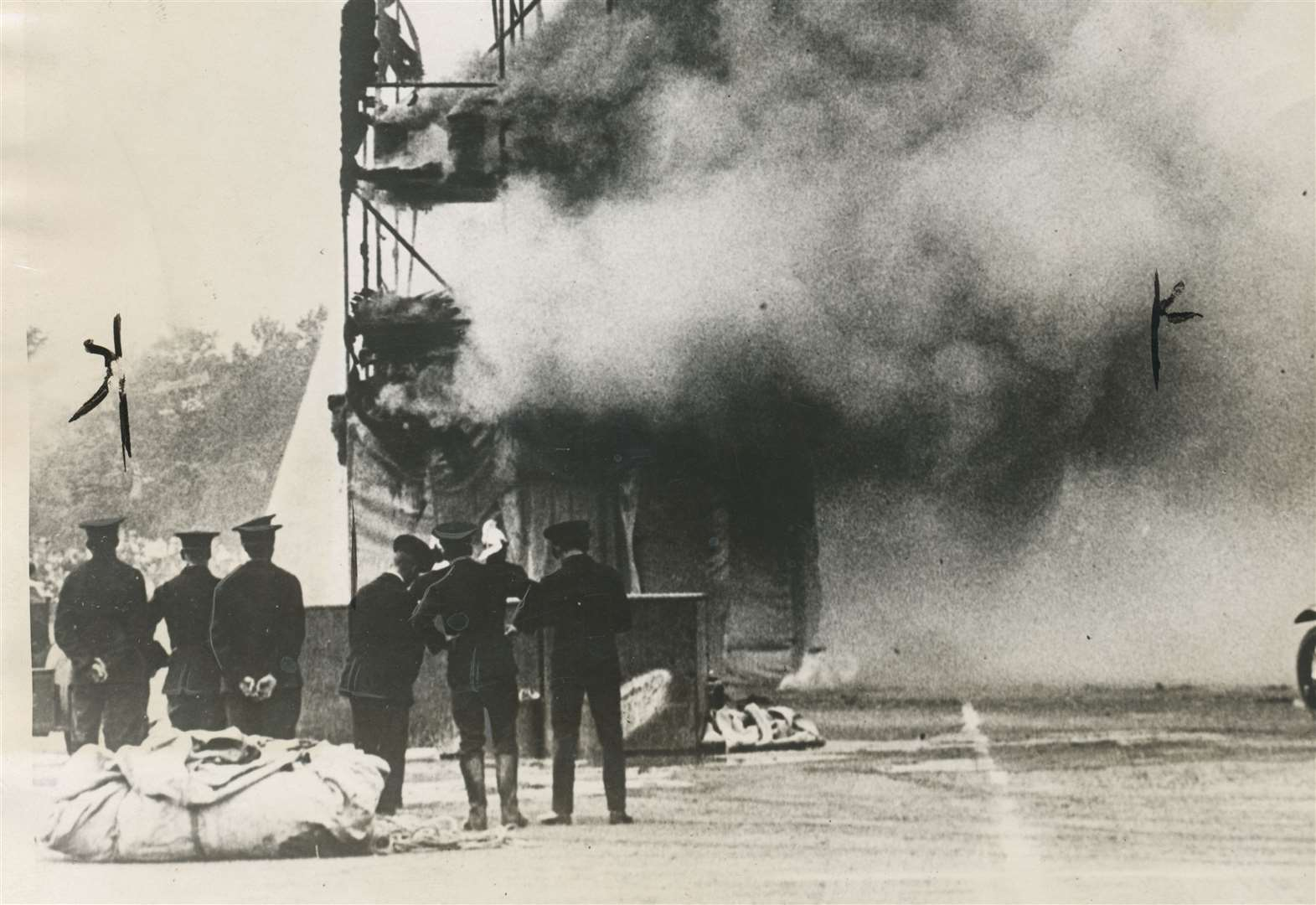 Anniversary of horrific fete fire