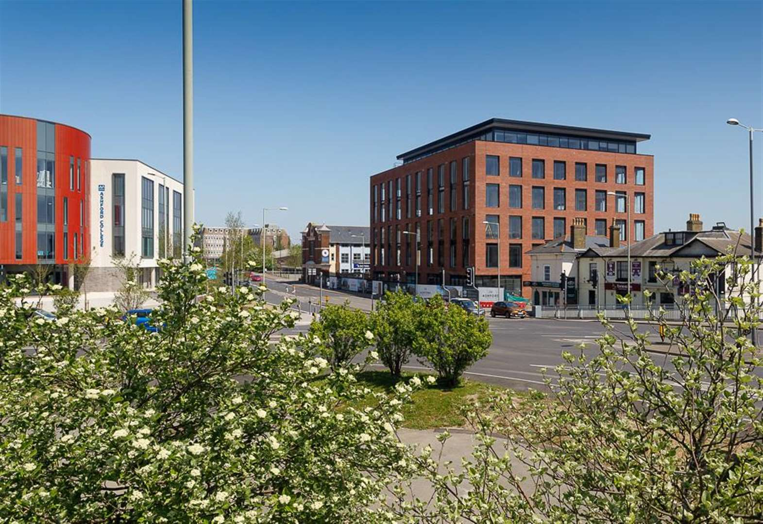 Jobs boost as office development opens for business