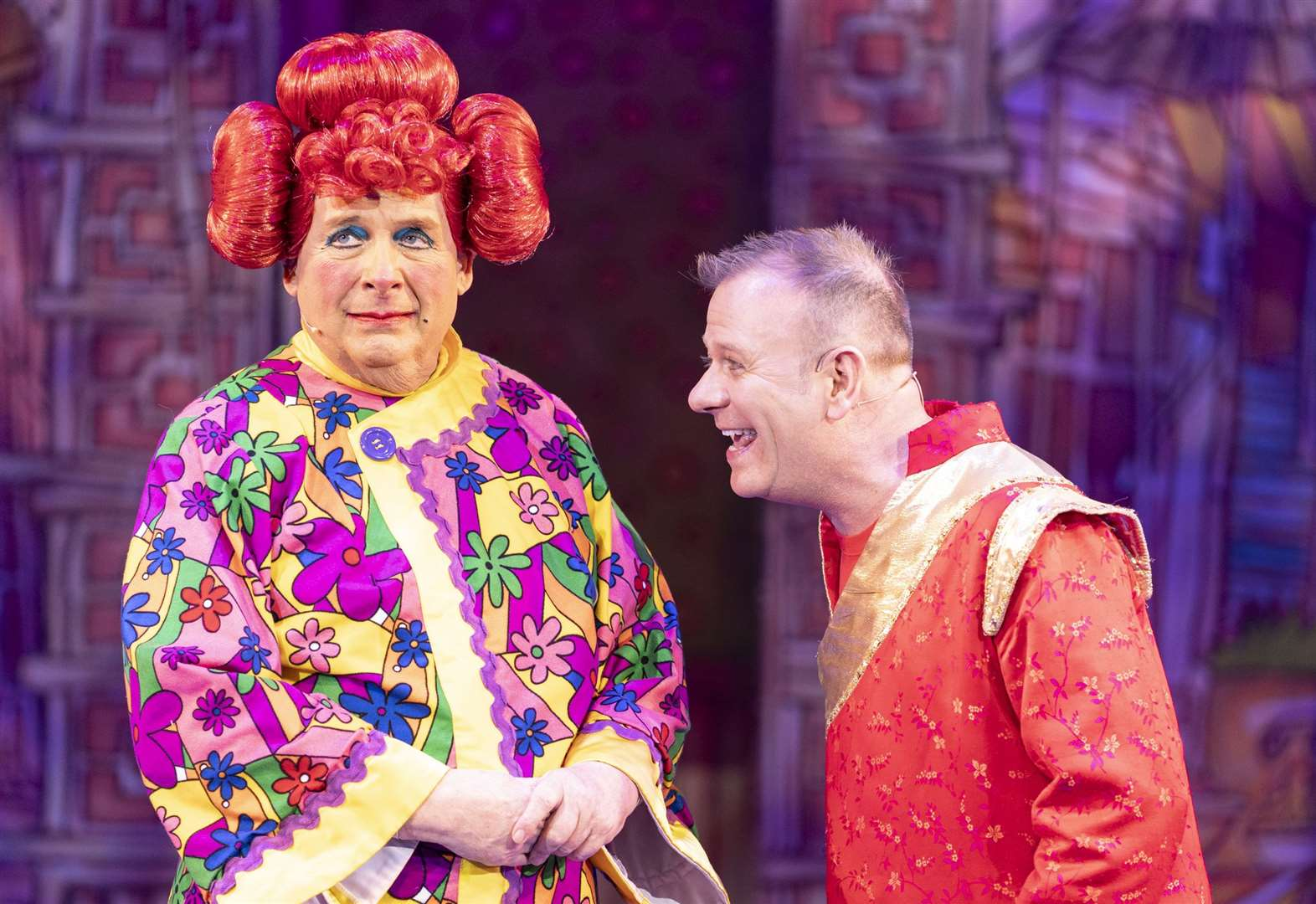 Kent's best panto gags