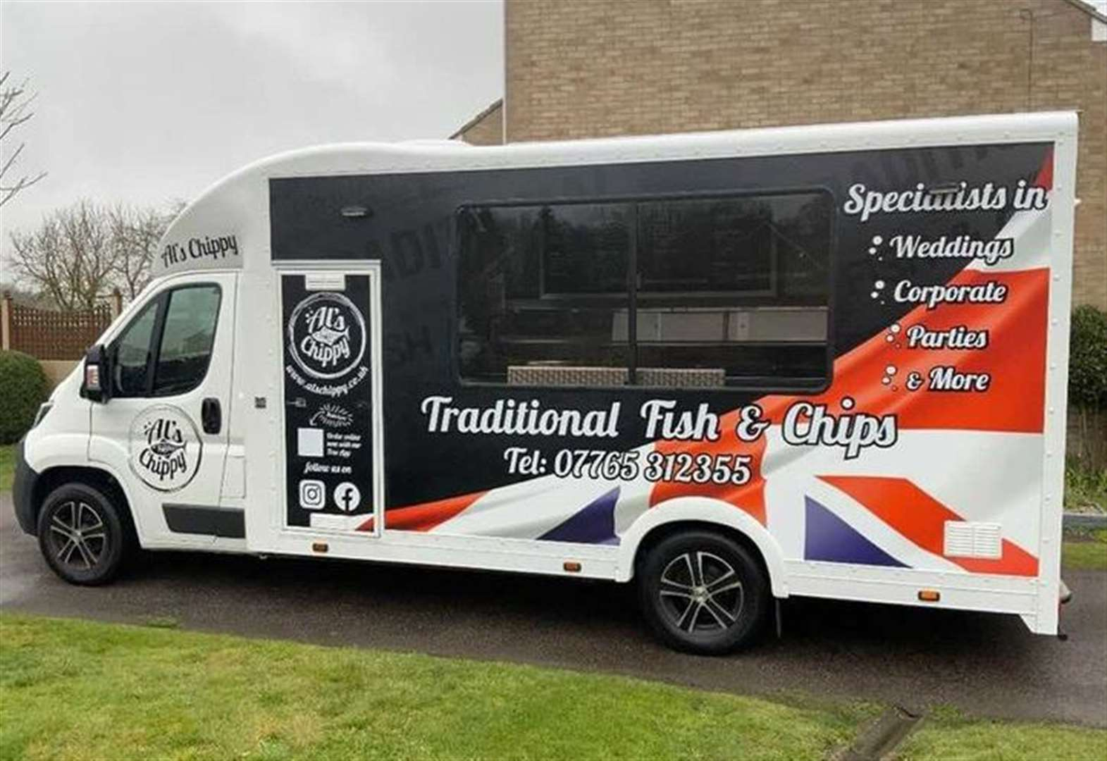 Mobile chippy coming to town