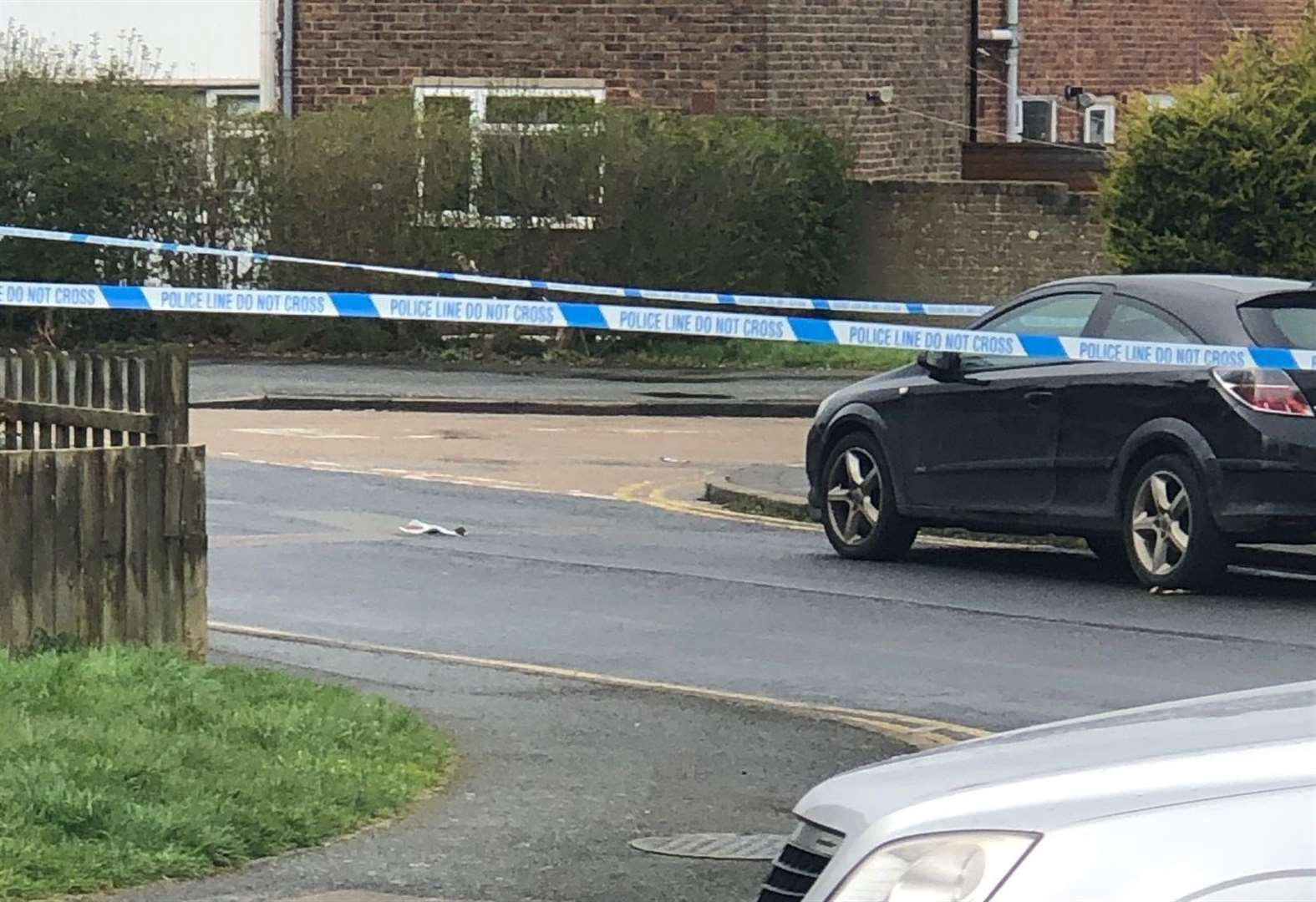 Man 'stabbed' in daylight attack