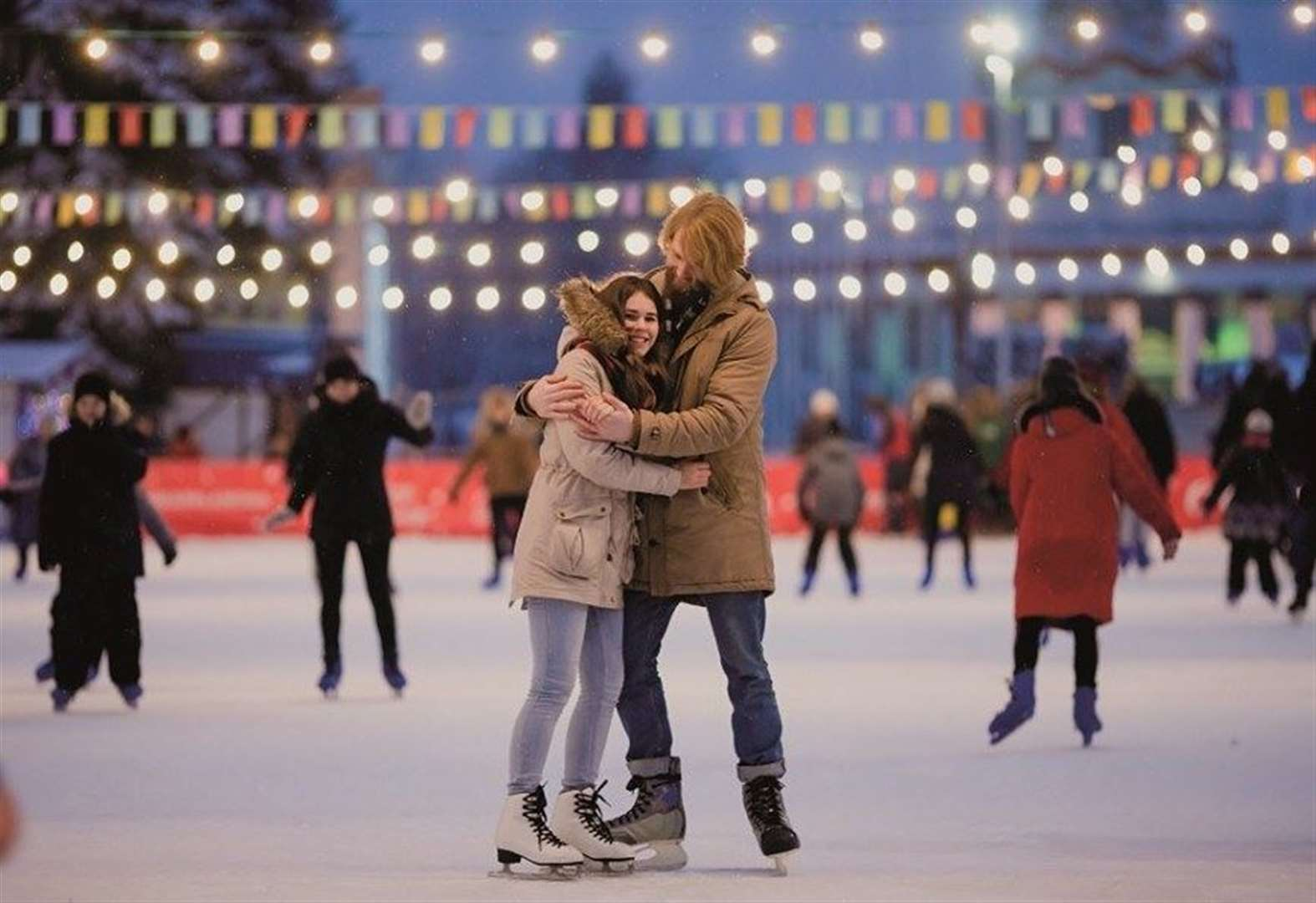 Ice skating rink confirmed for Christmas