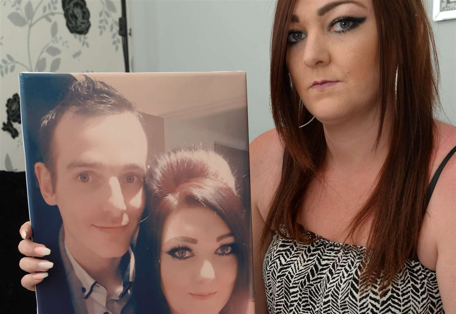 Bride-to-be's heartbreak after fiancé's tragic death