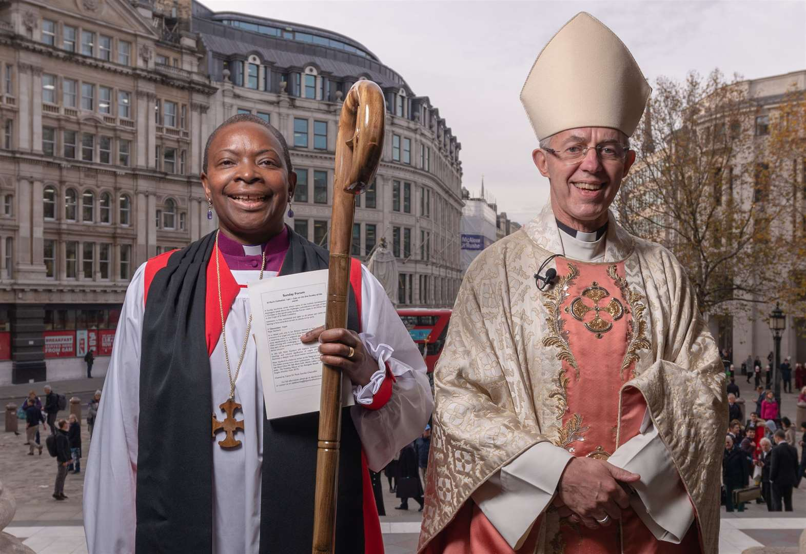 First black woman bishop