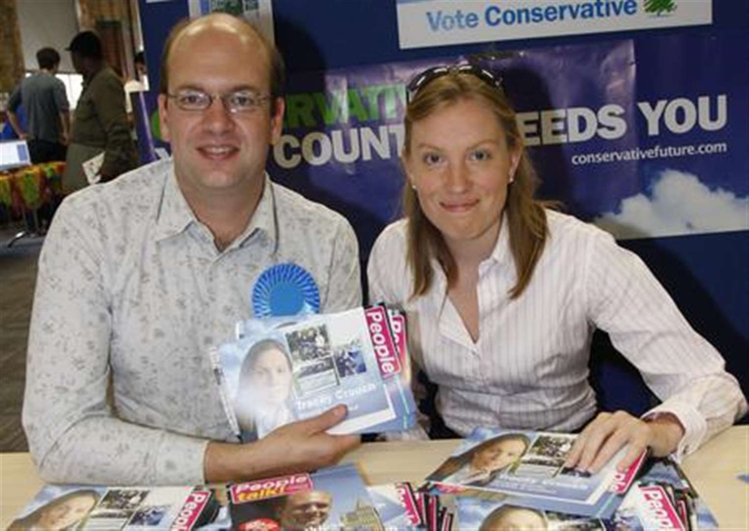 Two Kent Tory rebels