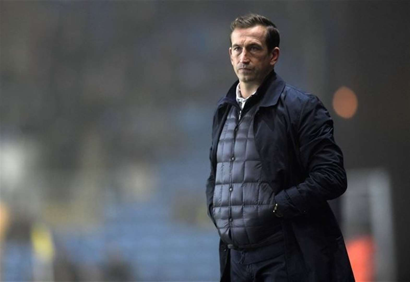 Tributes paid to former Gills boss Justin Edinburgh