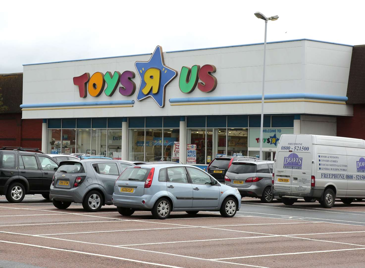 New threat to jobs at Toys R Us