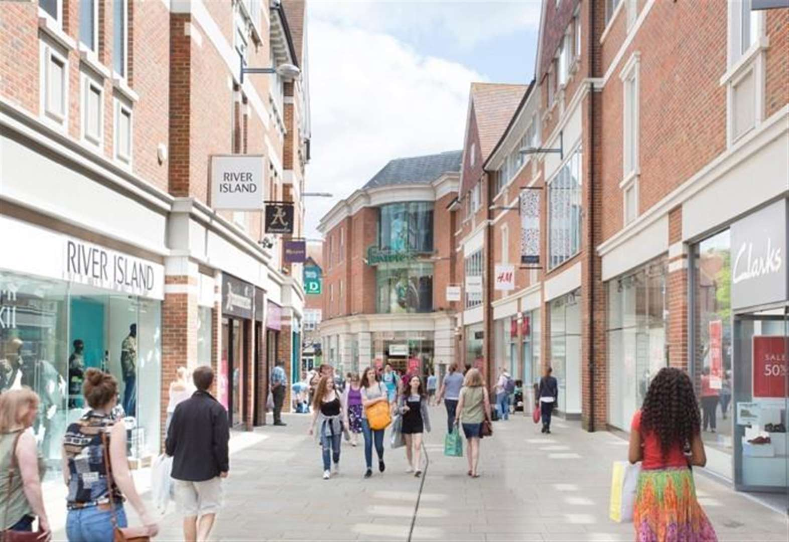 Council signs deal with firm to run its major shopping centre