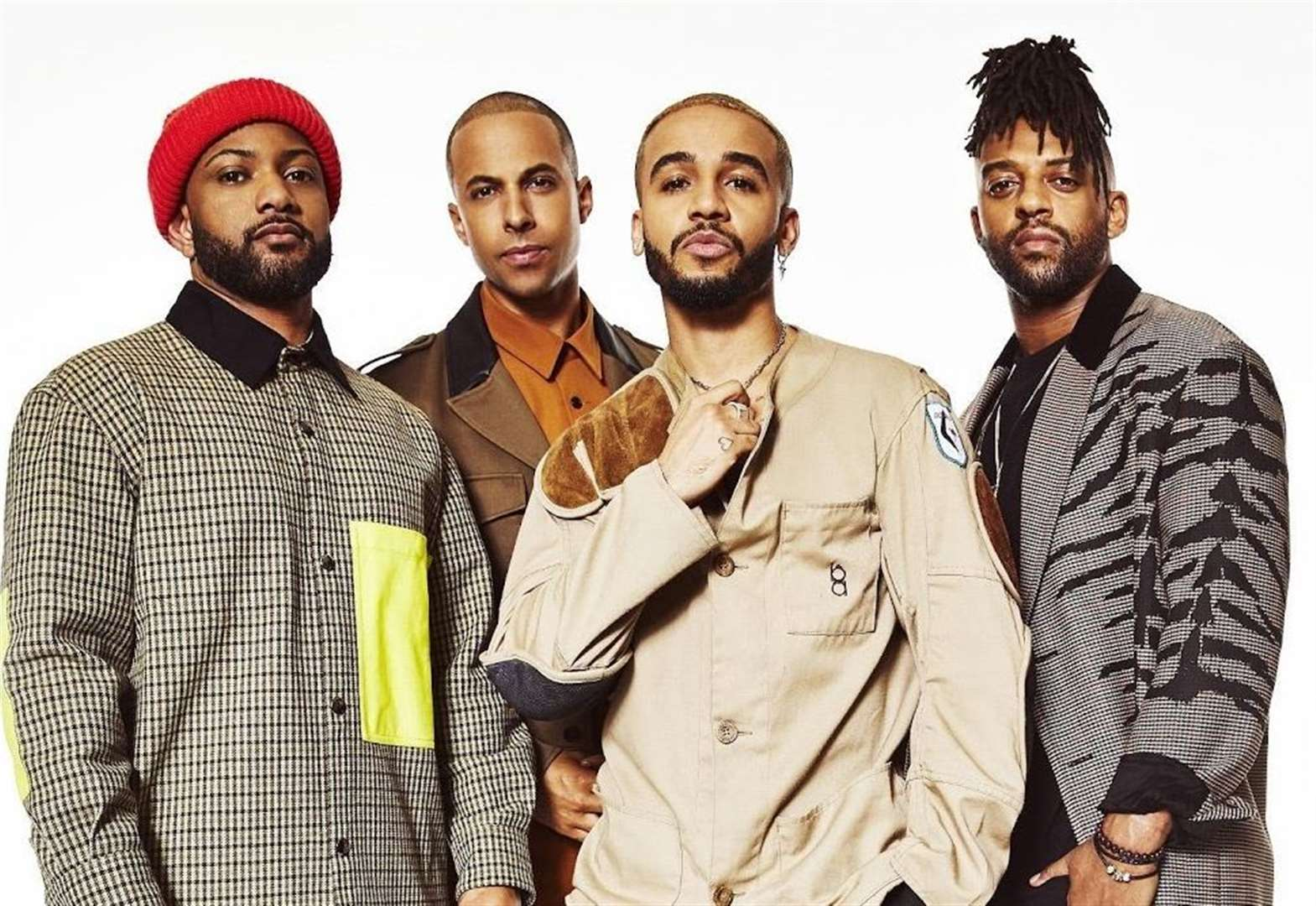 JLS talk going back on tour on kmfm