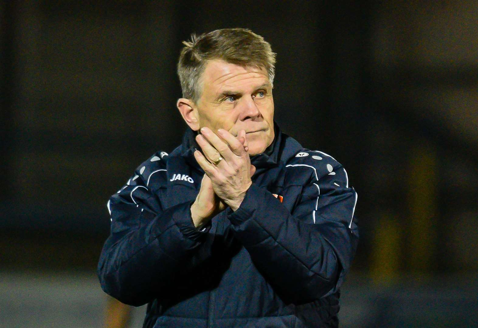 Hessenthaler: I'm still keen to stay at Dover