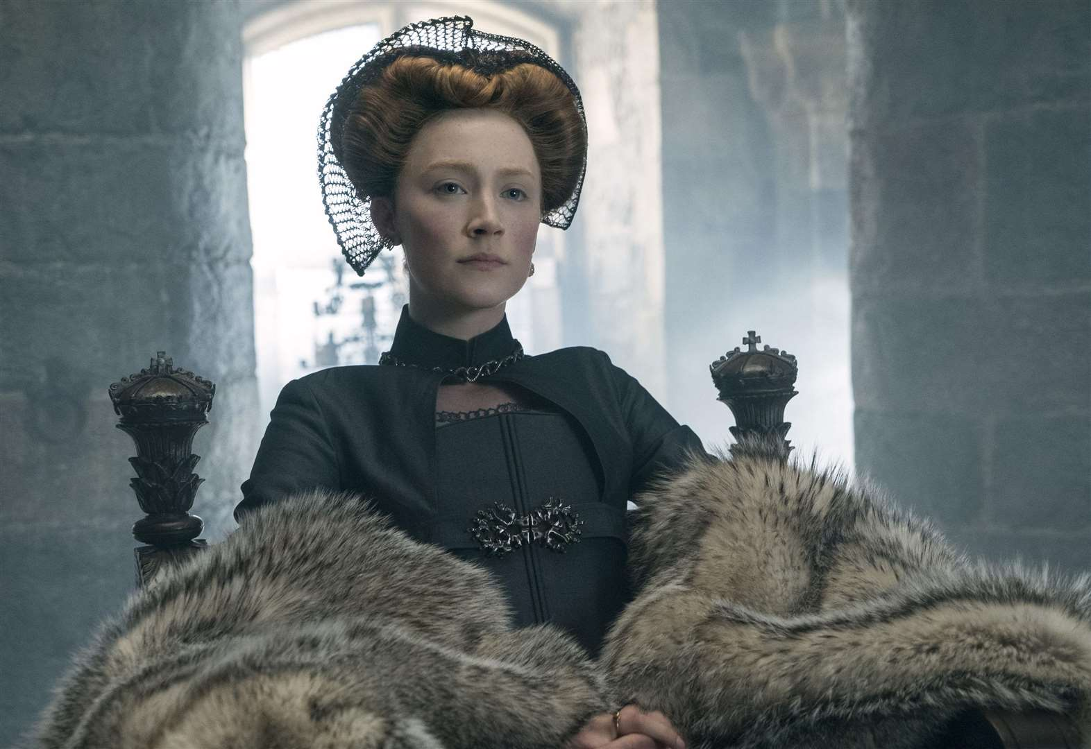 Behind the scenes with Mary Queen of Scots