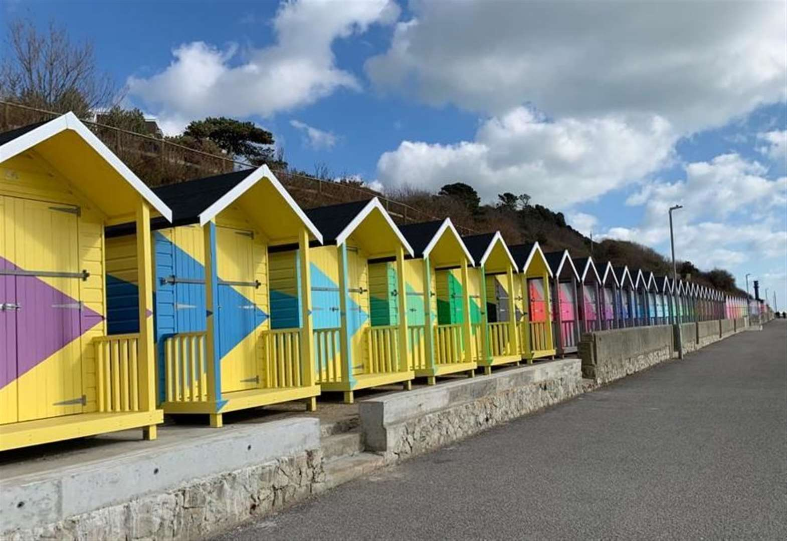 New beach huts will feature in upcoming triennial