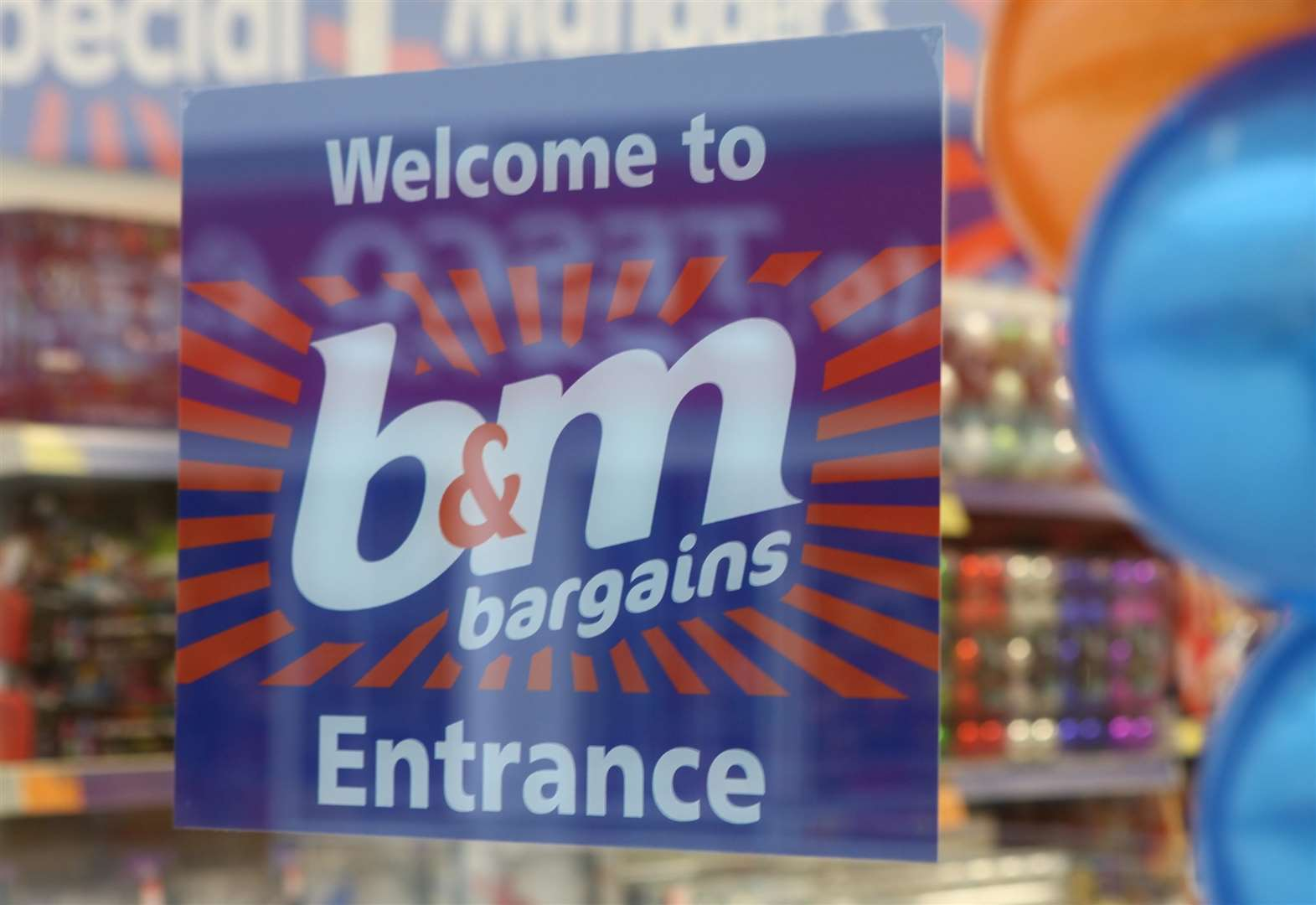 B&M to move into former M&S site