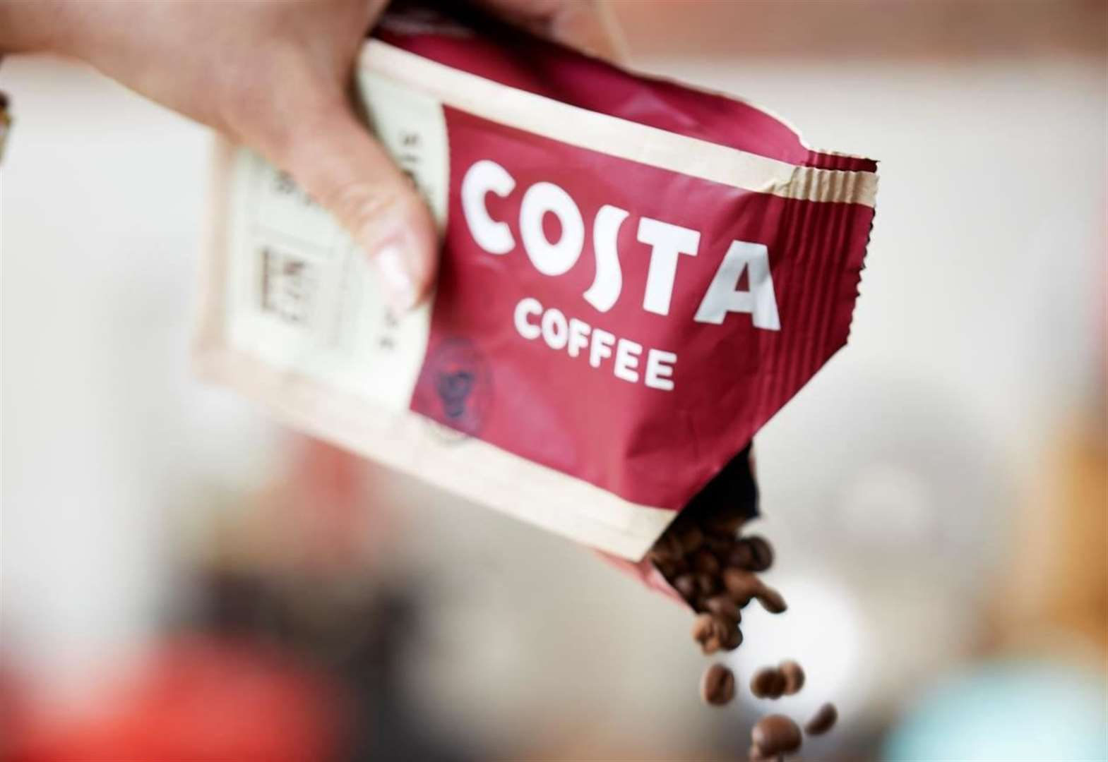 Costa brings back 50p offer