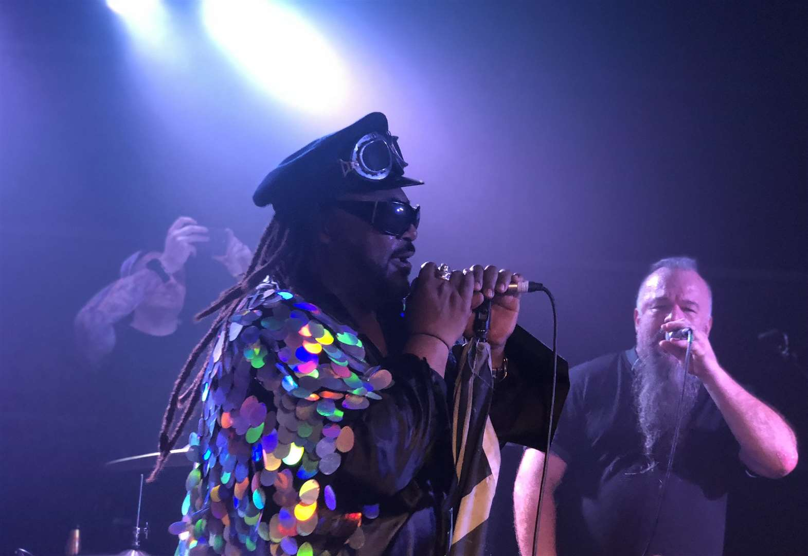 Review: Skindred play The Forum, Tunbridge Wells