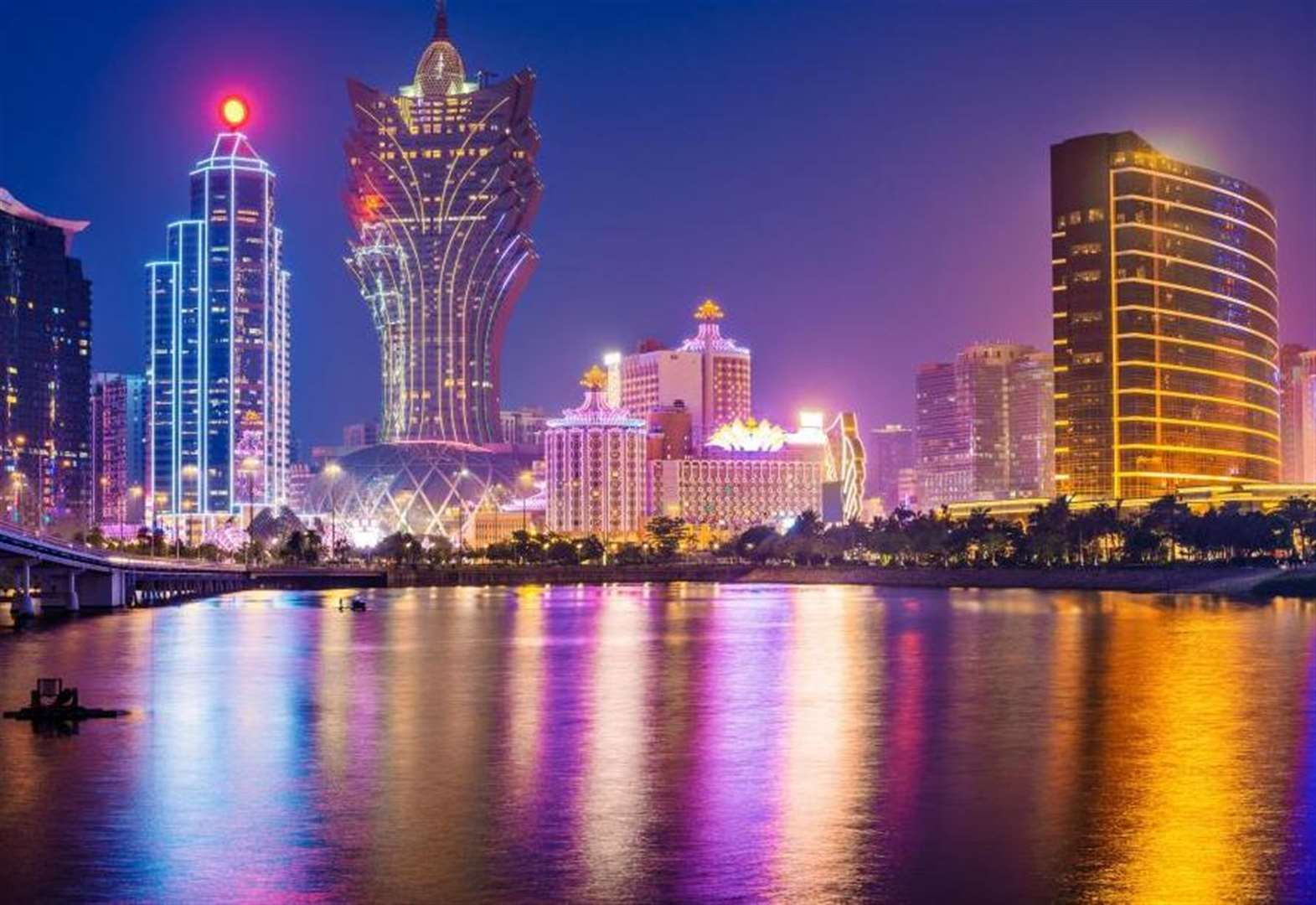 Take a punt on magical Macao