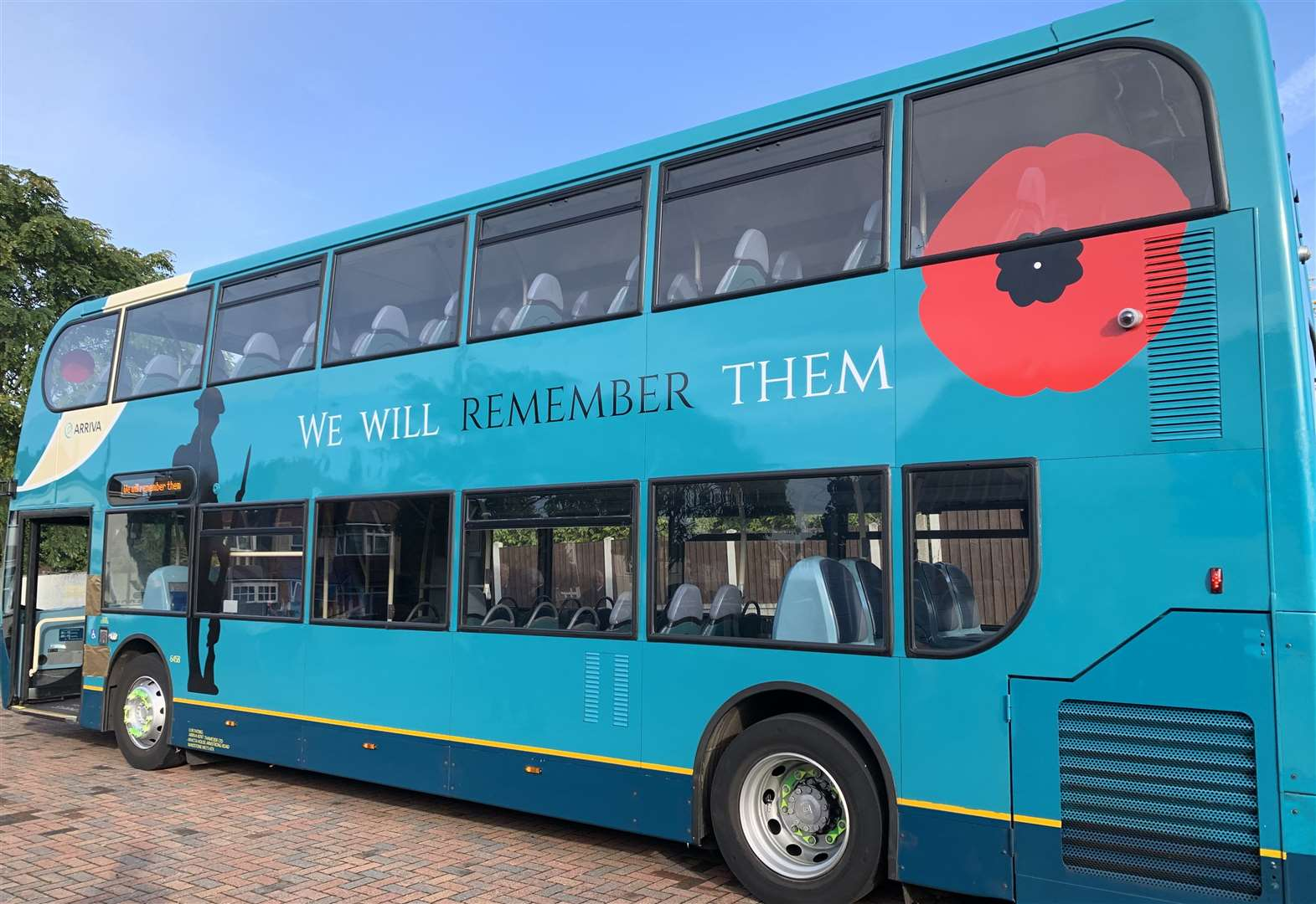 Free bus rides for Armed Forces