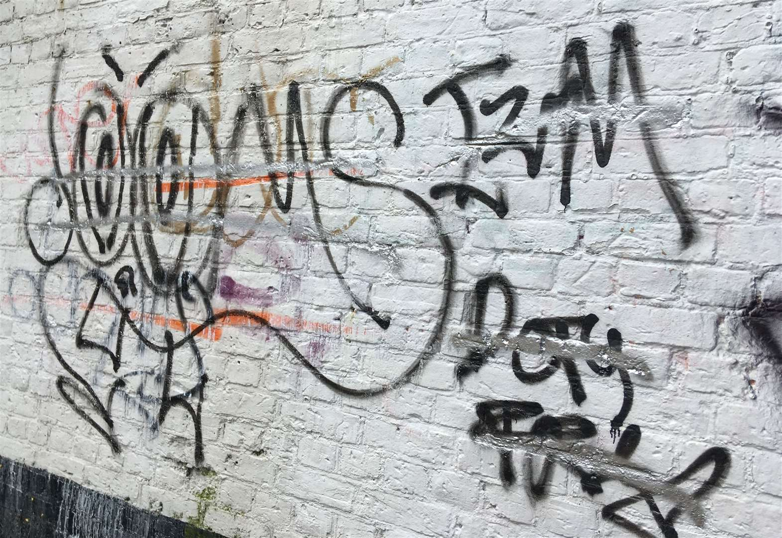Graffiti victims could be prosecuted
