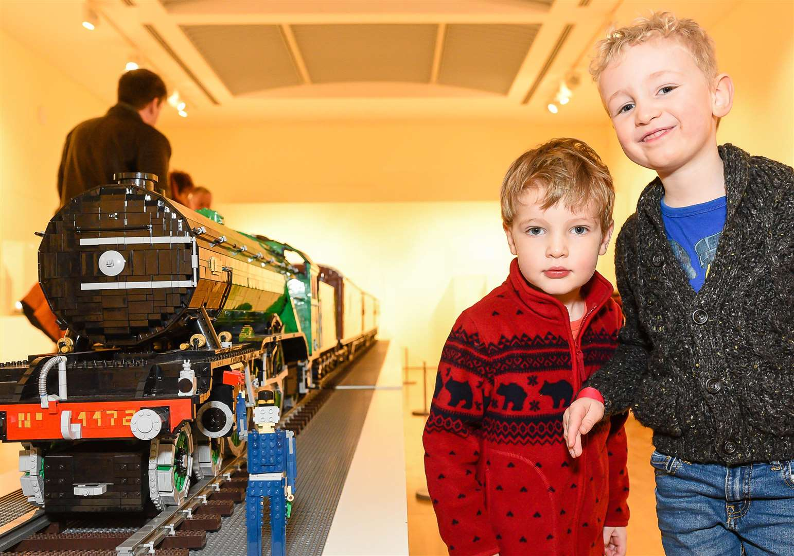 More tickets released for LEGO exhibition