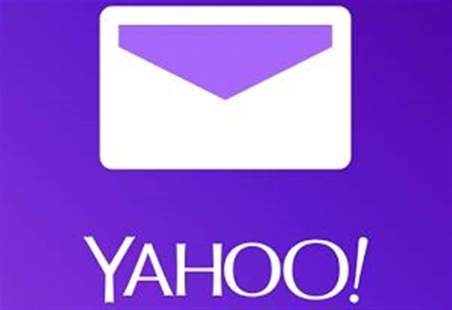 Yahoo! email service down