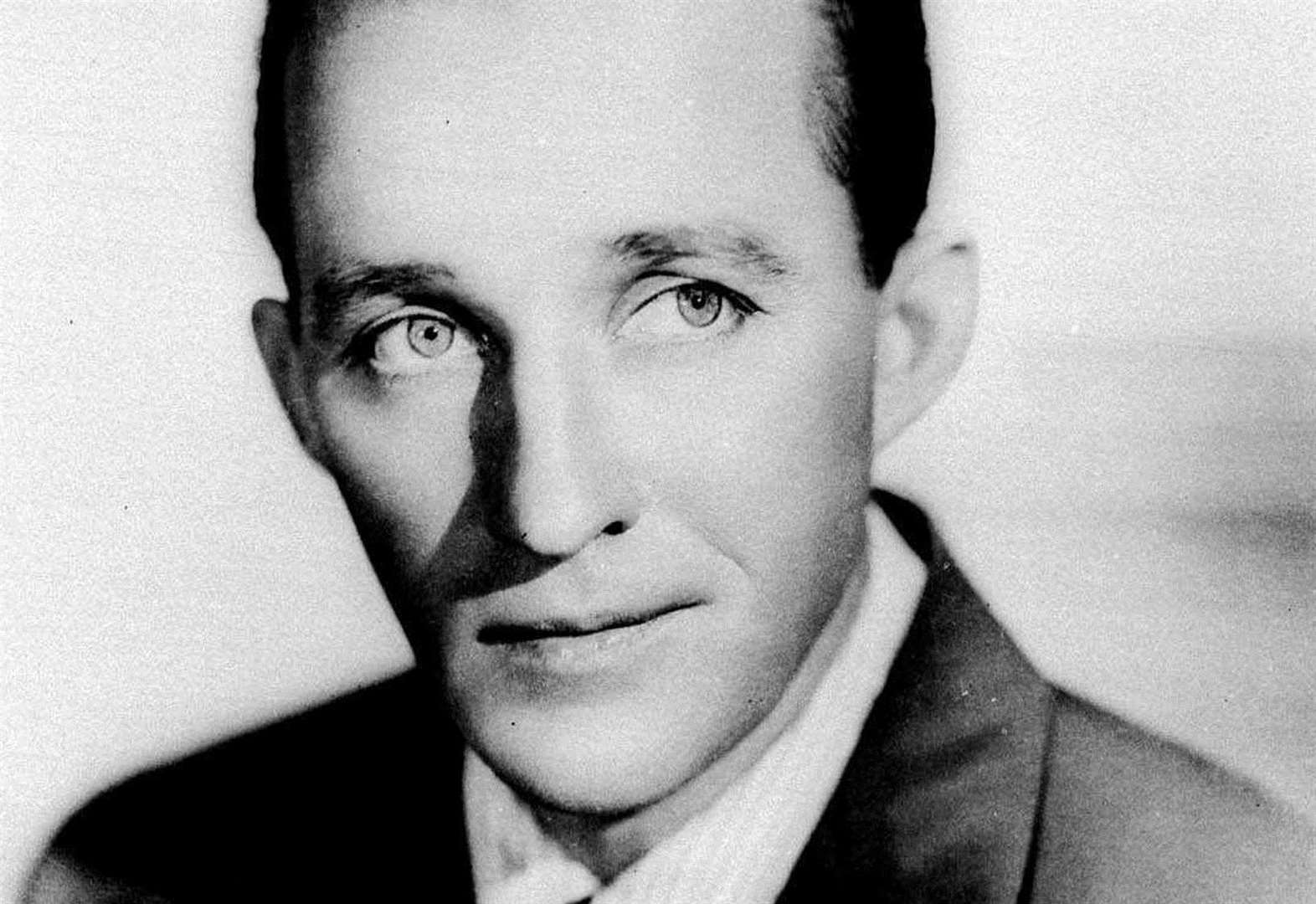 Are you Bing Crosby?