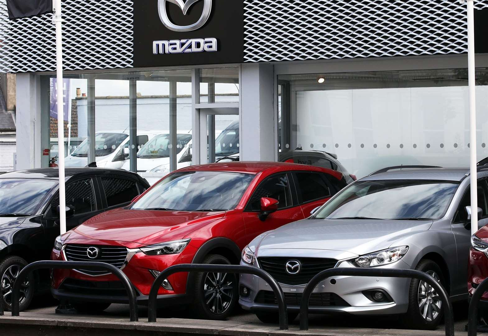 Motor dealership increases following takeover