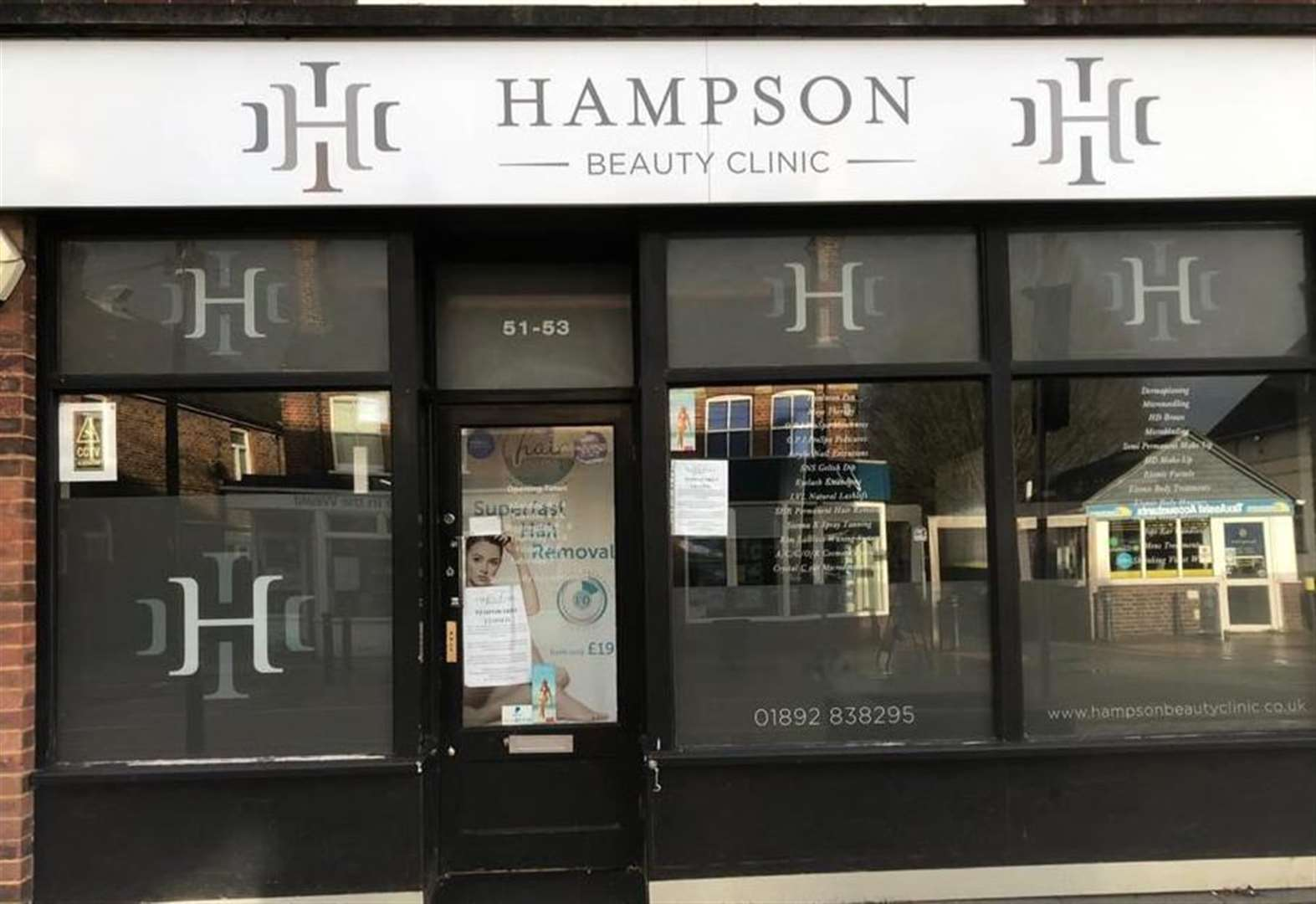 Beauty salons are ready to welcome you back