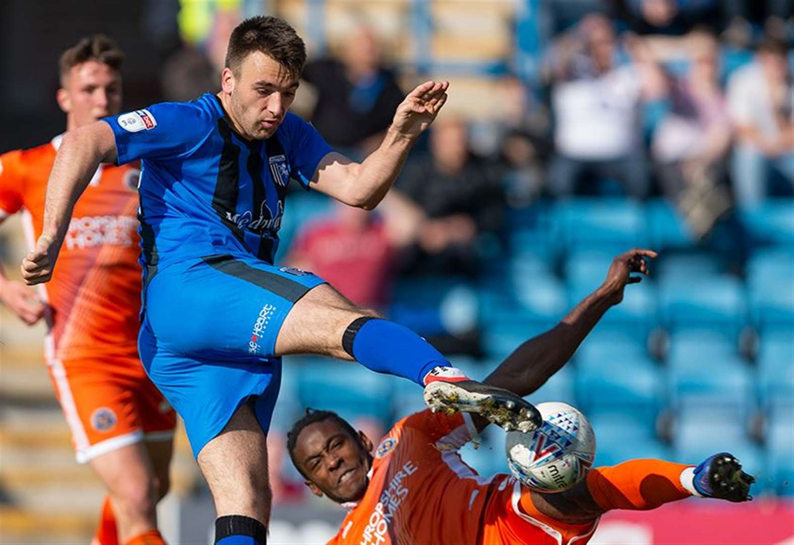 Report: Poor Gills downed at home