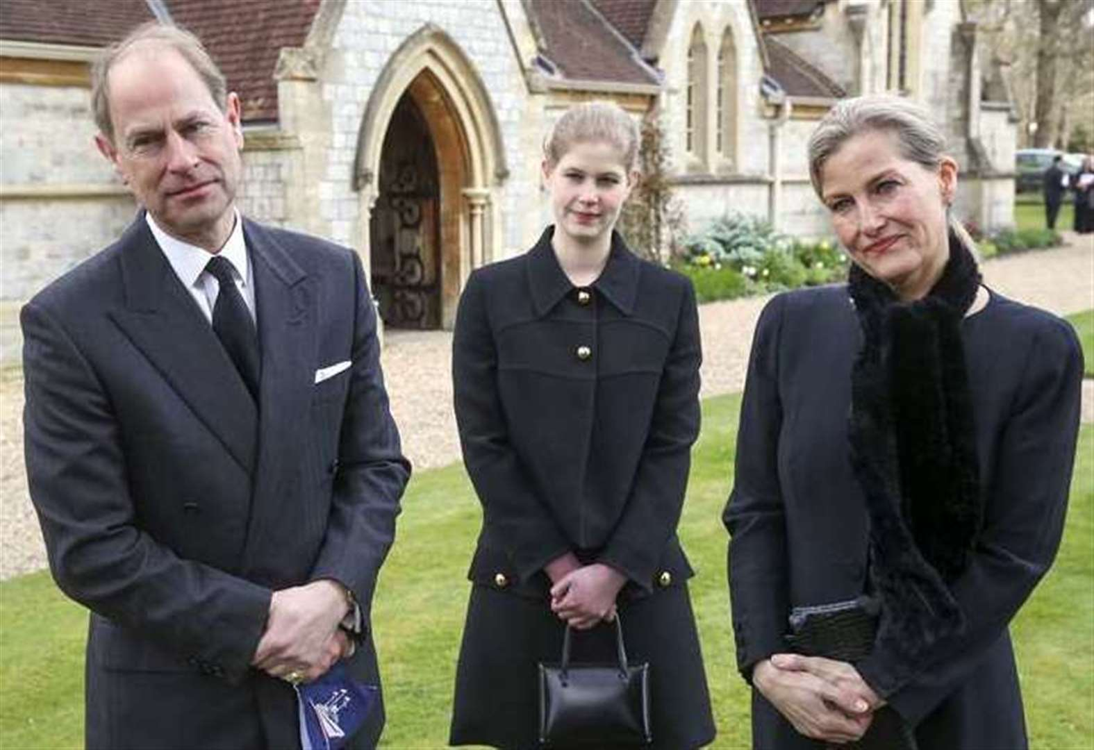 Countess of Wessex reveals Duke's moving final moments