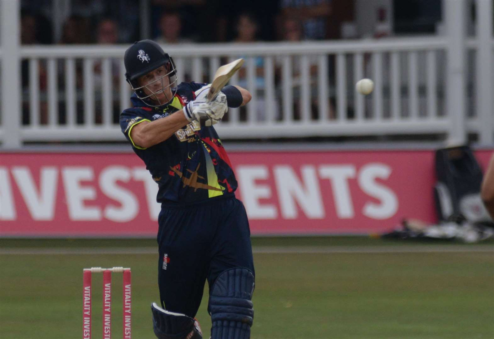 Denly pleased to beat T20 record