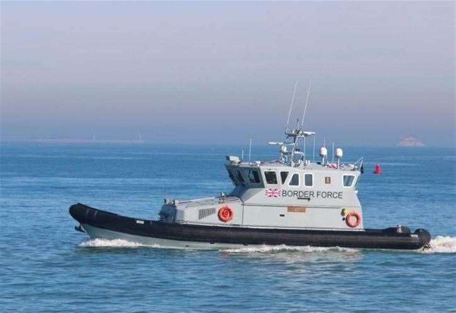 More than 60 migrants rescued from Channel
